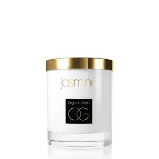 Candle Jasmine the organic pharmacy