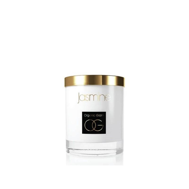 Candle Jasmine the organic pharmacy