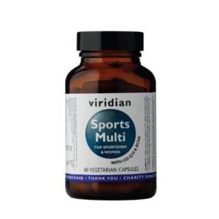 Sports Multi, VIRIDIAN, 60 capsules