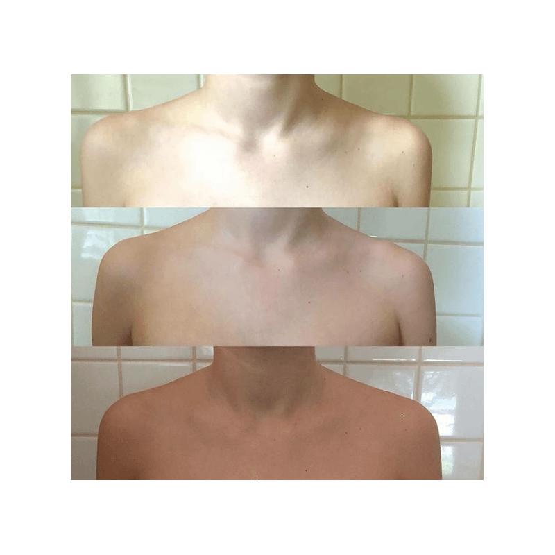 """Ekologiškas savaiminio įdegio kremas """"Winter Skin"""", ECO BY SONYA, 200ml"""