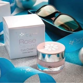"Eye cream ""Rose Diamond Eye cream"", THE ORGANIC PHARMACY, 10ml"