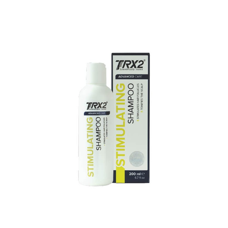 TRX2® Advanced Care Stimulating Shampoo, OXFORD BIOLABS, 200 ml
