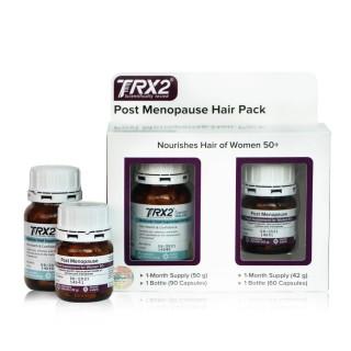 """Maisto papildų rinkinys MENOPAUZEI """"TRX2® Post Menopause Hair Pack"""", OXFORD BIOLABS, 60/90 kapsulių"""