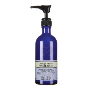 "Apelsino žiedų prausiklis ""Orange Flower Facial Wash"", NEAL'S YARD REMEDIES, 100ml"
