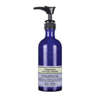 Purifying Palmarosa Facial Wash, NEAL'S YARD REMEDIES, 100ml