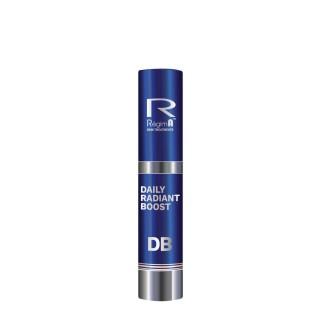 """Kremas """"Daily Radiant Boost SPF 25"""" su beta endorfinų stimuliatoriais, Regima"""