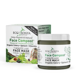 "Veido kaukė ""Face Compost Mask"", ECO by SONYA, 110ml"