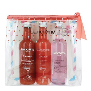 "Rinkinys ""COSMO NEW-YORK TRAVEL KIT"", BLANCREME"
