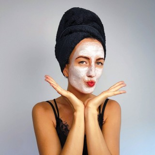 """Medaus ir jazminų veido kaukė """"Honey & Jasmine Mask"""", THE ORGANIC PHARMACY, 60 ml"""