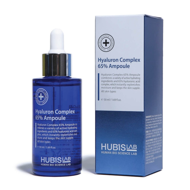 Hyaluron Complex 65% Ampoule, HUBISLAB, 50ml
