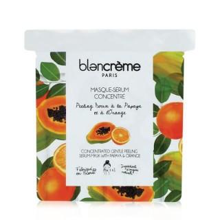 Blancreme veido kaukė su vaisių rūgštimis Orange, Blancreme, 1 vnt