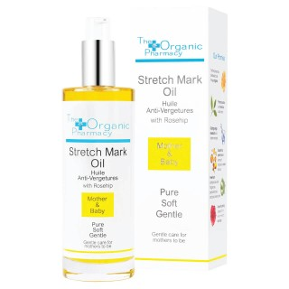 "Aliejus kūnui ""Stretch Mark Oil"", THE ORGANIC PHARMACY, 100ml"