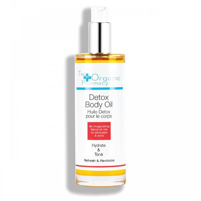 "Kūno aliejus ""Detox Body Oil"", THE ORGANIC PHARMACY, 100ml"