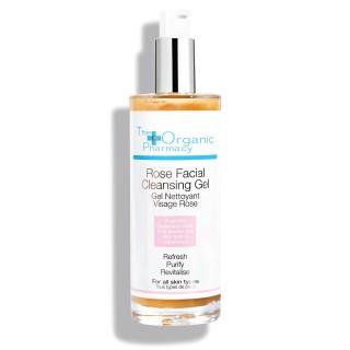Rose Cleansing Facial Gel, THE ORGANIC PHARMACY, 100ml