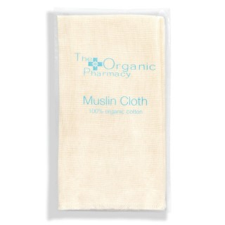 "Ekologiškos medvilnės servetėlė ""Organic Muslin Cloth"", THE ORGANIC PHARMACY"