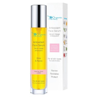 "Antioksidacinis stangrinamasis veido serumas ""Antioxidant Face Firming Serum"", THE ORGANIC PHARMACY, 35ml"