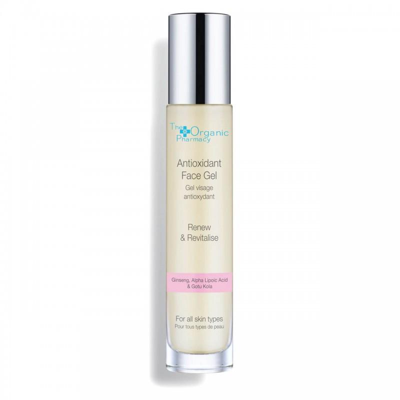 "Veido gelis ""Antioxidant Face Gel"", THE ORGANIC PHARMACY, 35ml"