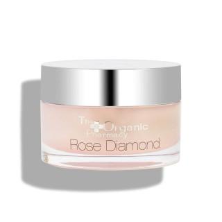 """Veido kremas """"Rose Diamond Cream"""", THE ORGANIC PHARMACY, 50ml"""