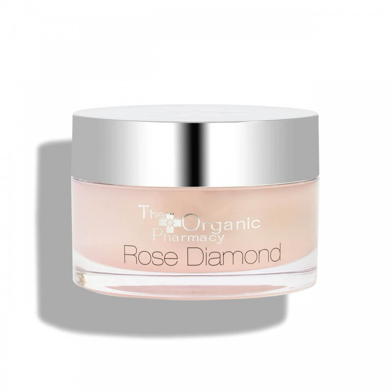 "Face cream ""Rose Diamond Cream"", THE ORGANIC PHARMACY, 50ml"