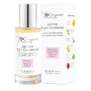 "Naktinis Jazminų kondicionierius ""Jasmine Night Conditioner"", THE ORGANIC PHARMACY, 50ml"