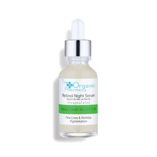 """2,5% retinolio naktinis serumas """"Retinol Night Serum 2.5%"""", THE ORGANIC PHARMACY, 30ml"""