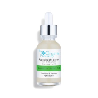 "2,5% retinolio naktinis serumas ""Retinol Night Serum 2.5%"", THE ORGANIC PHARMACY, 30ml"