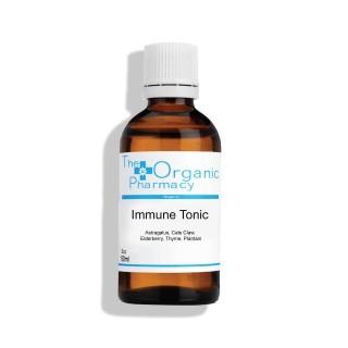 """Maisto papildas imunitetui """"Immune Tonic"""", THE ORGANIC PHARMACY, 50ml"""