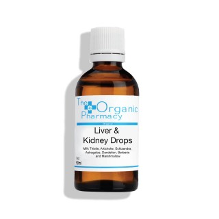 Liver & Kidney Tincture, THE ORGANIC PHARMACY, 50ml
