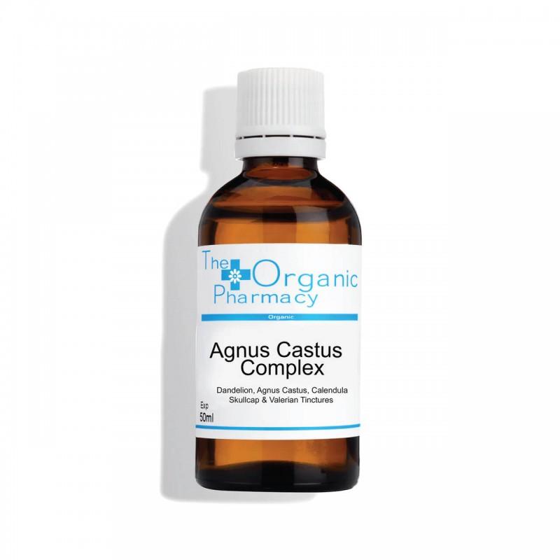 "Maisto papildas ""Agnus Castus Complex"", THE ORGANIC PHARMACY, 50ml"