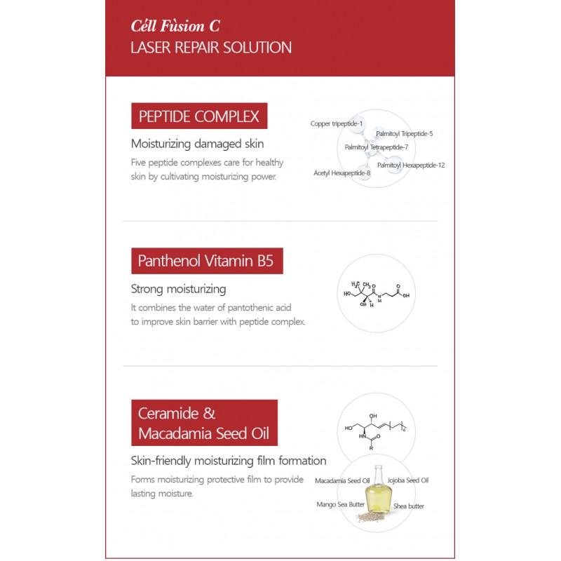 """Veido kremas """"Laser Rejuvenation Cream"""", CELL FUSION C, 50ml"""