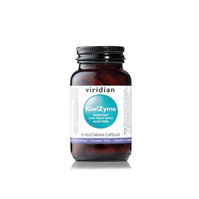 KiwiZyme, VIRIDIAN, 30 capsules