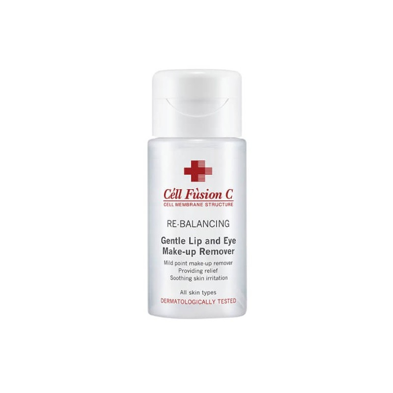 Gentle Lip & Eye Make-up Remover, CELL FUSION C, 150ml