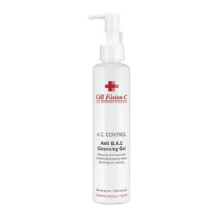 Anti B.A.C Cleansing Gel, CELL FUSION C, 180ml