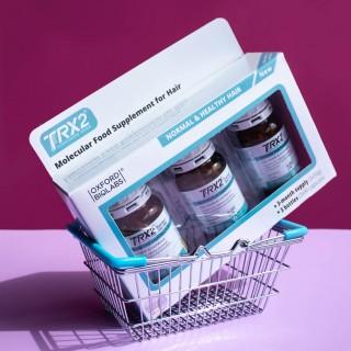 Maisto papildas plaukams TRX2® (3 vnt.)