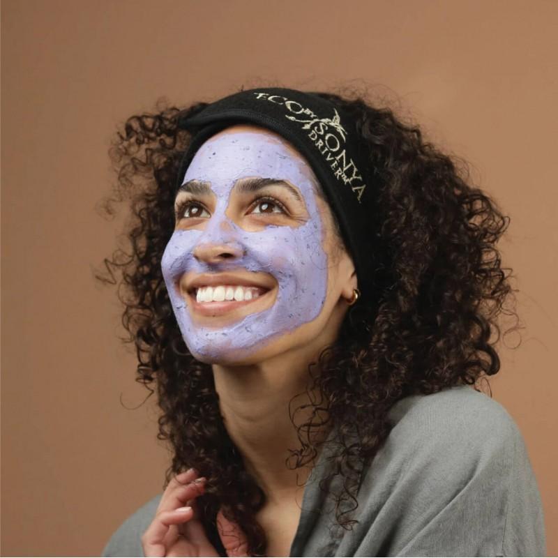 "Valanti veido kaukė ""Face Compost™ Purple Power Mask"", ECO by SONYA, 75ml"