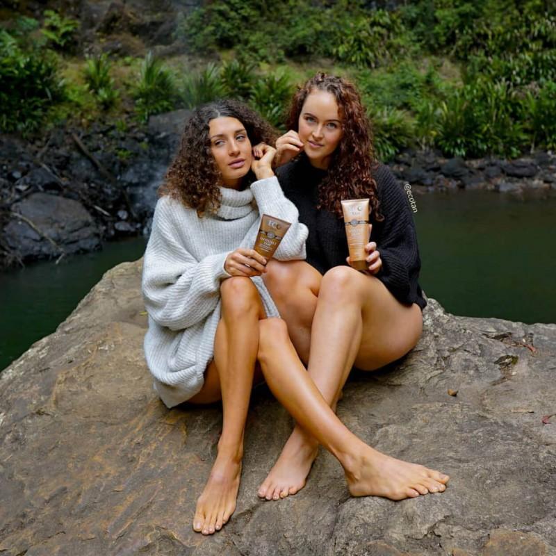 "Ekologiškas savaiminio įdegio kremas ""Invisible Tan"", ECO BY SONYA, 150ml"
