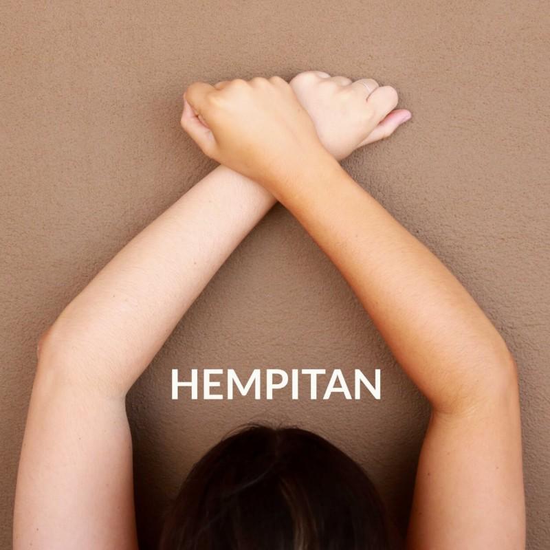 """Purškiamas įdegio vanduo """"Hempitan"""", ECO BY SONYA, 140ml"""