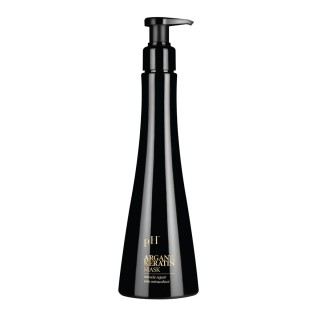 "Plaukų kaukė ""ARGAN & KERATIN"", pH Laboratories, 250 ml"