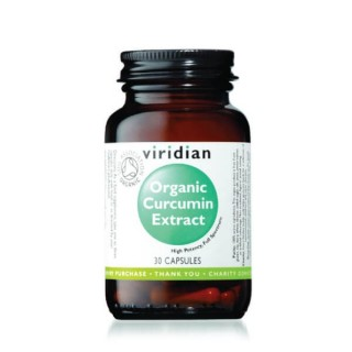 "Maisto papildas ""Organic Curcumin Extract"""