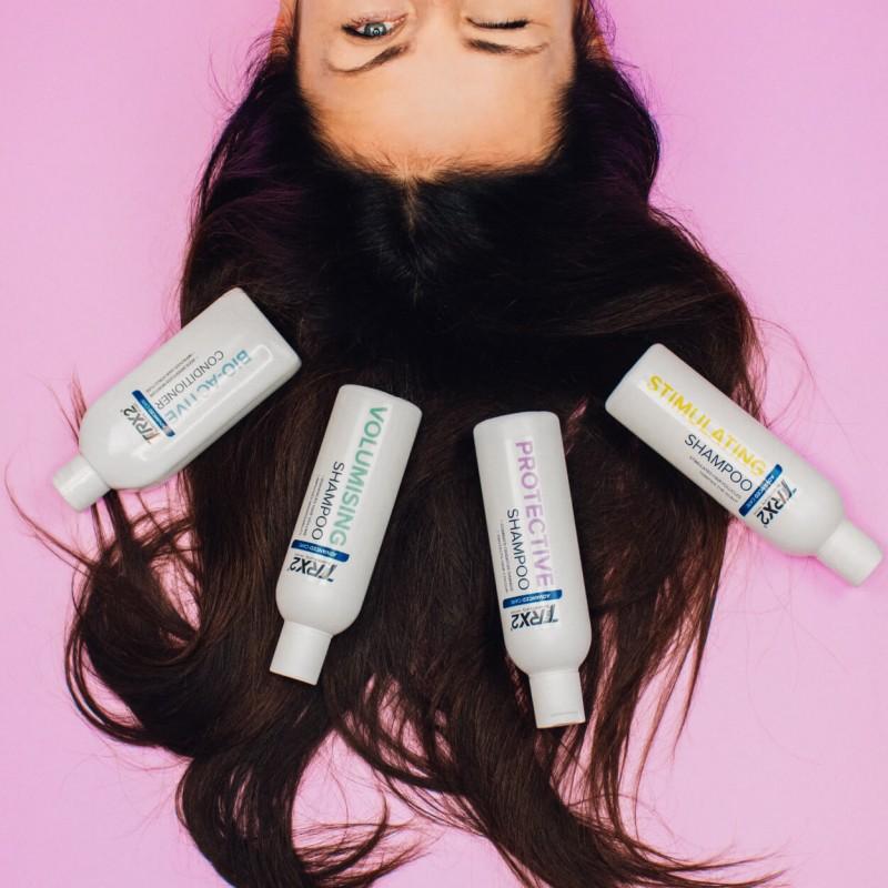 "Galvos odą stimuliuojantis šampūnas ""TRX2® Stimulating"", OXFORD BIOLABS, 200ml"