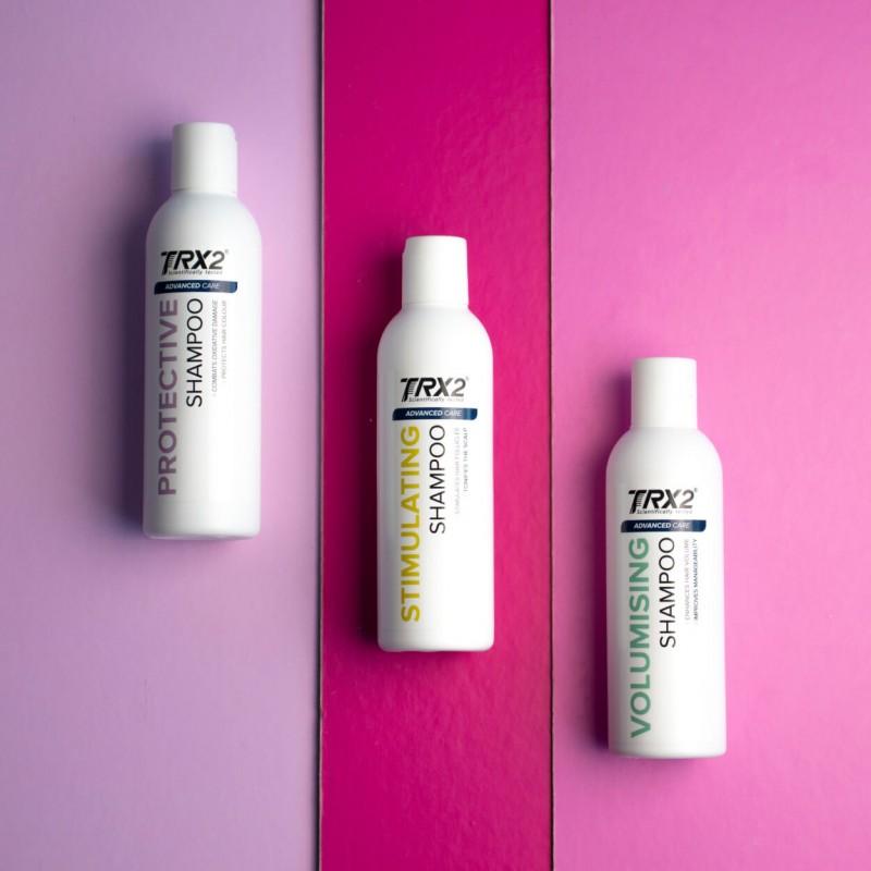 TRX2® Advanced Care Stimulating Shampoo, OXFORD BIOLABS, 200 ml