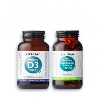 Fish oil + vitamin D
