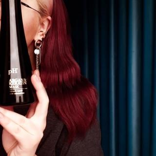 """Plaukų kaukė """"ARGAN & KERATIN"""", pH Laboratories, 250 ml"""