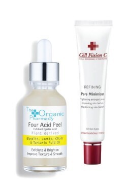 Serums for oily skin