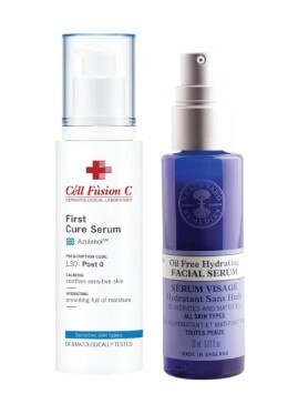 Serums for sensitive skin