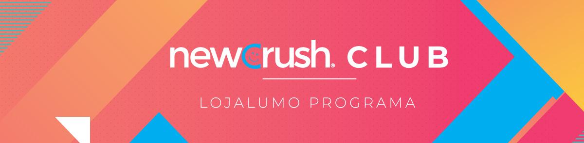 Lojalumo programa - newcrush