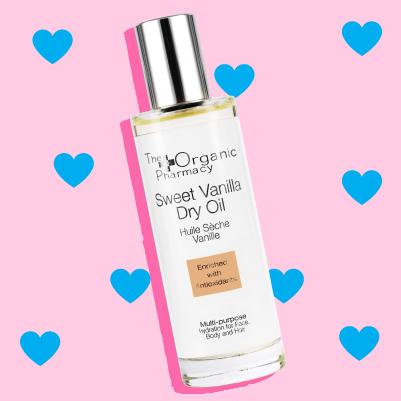 """Sausas vanilės aliejus kūnui, veidui ir plaukams """"Sweet Vanilla Dry Oil"""""""