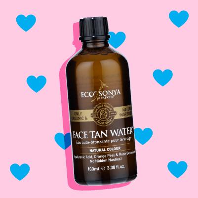 """Savaiminio įdegio vanduo / tonikas """"Face Tan Water"""""""